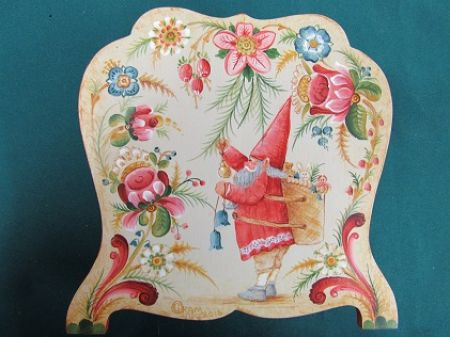 Nisse Napkin Holder Packet